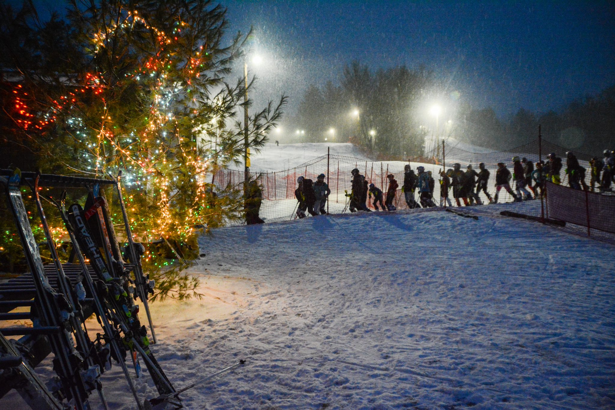 Cancelled Friday Night Lights Cochrans Ski Area